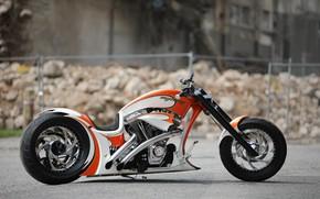 Картинка Custom, Motorbike, Mystery, Thunderbike, By Thunderbike