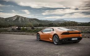 Картинка Lamborghini, 2020, Lamborghini huracan lp 610