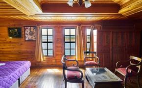 Картинка комната, интерьер, отель