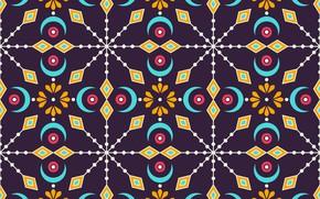 Картинка фон, узор, орнамент, Colorful, background, pattern