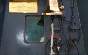 Картинка крейсер, Пётр Великий, рында, закладная доска