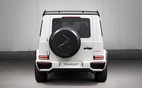 Картинка Mercedes-Benz, вид сзади, AMG, Inferno, G-Class, Gelandewagen, TopCar, G63, Edition 1, 2019