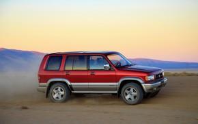 Картинка в движении, SUV, Acura, 1997, AWD, 2019, Isuzu Trooper, Super Handling SLX, SLX
