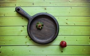 Картинка berry, клубника, ягода, широкоформатные, beautiful, background, фон background, обои на рабочий стол, strawberry, spring, полноэкранные, …