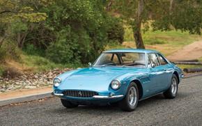 Картинка авто, ретро, Ferrari, 500, Superfast Pininfarina