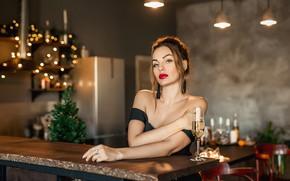 Картинка model, look, drink, Pose, Георгий Дьяков