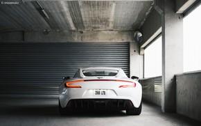 Картинка White, Supercar, Aston Martin One 77