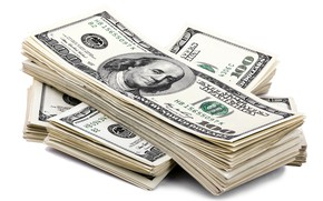 Картинка деньги, доллары, валюта, пачки