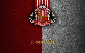 Картинка wallpaper, sport, logo, football, Sunderland, English Premier League