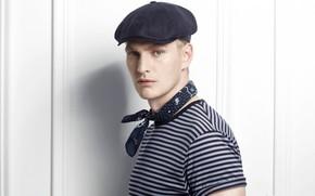 Картинка стиль, взгляд, мода, кепка
