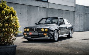 Картинка BMW, Coupe, E30, 3-Series, M3