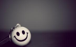 Картинка Smile, Wallpaper, Mood