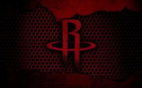 Картинка wallpaper, sport, logo, basketball, NBA, Houston Rockets