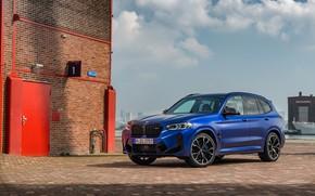 Картинка BMW, 2021, F97, X3 M Competition