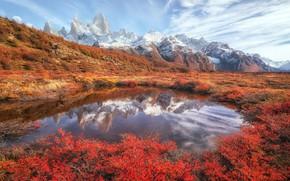 Картинка landscape, nature, Patagonia