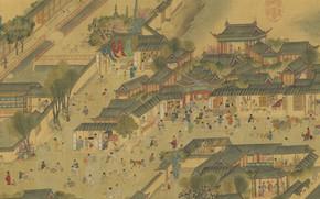 Картинка Chinese paintings, Painting, Art