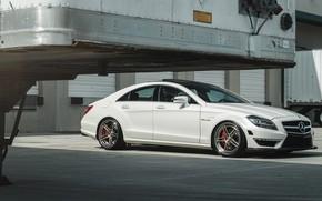 Картинка Mercedes-Benz, CLS, Mercedes, Benz, AMG, CLS 63 AMG