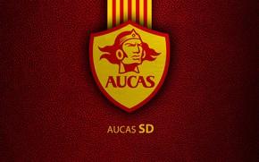 Картинка wallpaper, sport, logo, football, SD Aucas