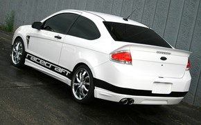 Картинка Concept, Ford, 2008, Saleen, Focus, RC2, Racecraft