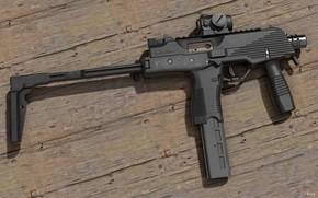 Картинка Швейцария, Пистолет-пулемёт, MP9