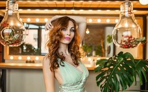 Картинка hot, sexy, model, redhead, Георгий Дьяков