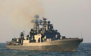 Картинка БПК, Североморск, проект 1155