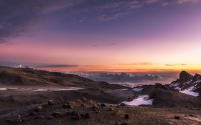 Обои Африка, Килиманджаро, Танзания