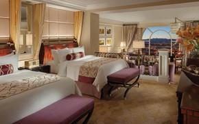 Картинка комната, Лас-Вегас, отель, Las Vegas, Sin City Parties, Bella Suite