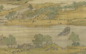 Картинка Art, Painting, Chinese paintings