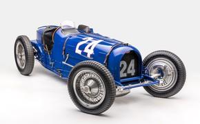 Картинка Bugatti, Classic, Grand Prix, Classic car, 1933, Type 59, Bugatti Type 59 Grand Prix