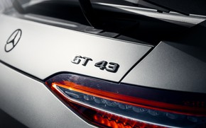 Картинка AMG, 4MATIC, GT 43, Mercede Benz