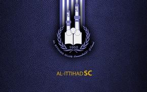 Картинка wallpaper, sport, logo, football, Al-Ittihad