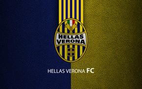 Картинка wallpaper, sport, logo, football, Hellas Verona, Italian Seria A