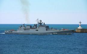 Картинка корабль, сторожевой, Адмирал Григорович