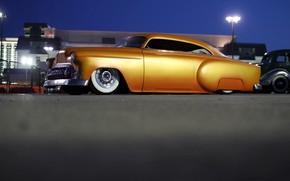 Картинка Car, Hot Rod, Old, Modifield