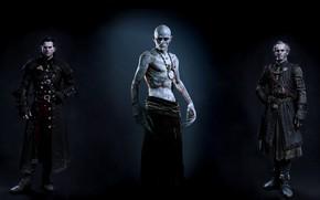 Картинка Вампиры, The Witcher 3 Wild Hunt, Ведьмак 3 Дикая Охота, Blood and Wine, Эмиель Регис …