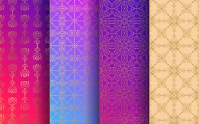 Картинка фон, узор, текстуры, орнамент, pattern, seamless, Geometric