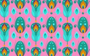 Картинка фон, узор, текстура, Background, feather, peacock, Pattern