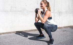 Картинка поза, фигура, фитнес, гиря, тренировка, воркаут, workout, fitness, CrossFit, Crossfit, Кроссфит