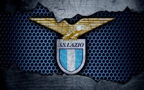 Картинка wallpaper, sport, logo, football, Lazio