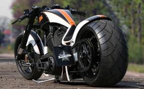 Картинка Harley-Davidson, Tuning, Motorbike, Custom bike