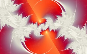 Картинка узор, фрактал, симметрия