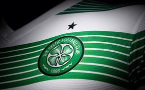 Картинка wallpaper, sport, logo, football, t-shirt, Celtic