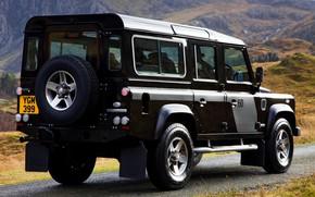 Картинка 2008, Land Rover, Defender, пятидверный, SVX, 60th Anniversary Edition