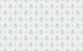Картинка фон, текстура, винтаж, бежевый, damask