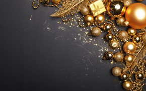 Картинка фон, праздник, Рождество, композиция