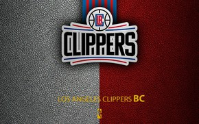 Картинка wallpaper, sport, logo, basketball, NBA, Los Angeles Clippers