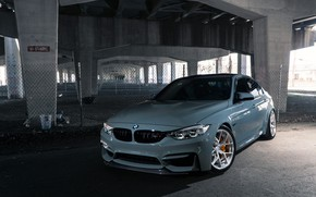 Картинка BMW, Bridge, F80, Sight, Nardo Grey