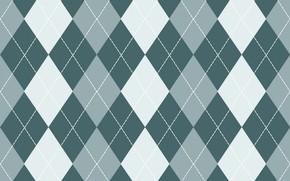 Картинка белый, линии, серый, фон, текстура, геометрия, background, ромбы