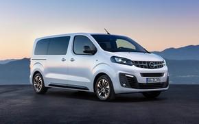 Картинка Opel, Zafira, минивэн, 2019, Life Medium
